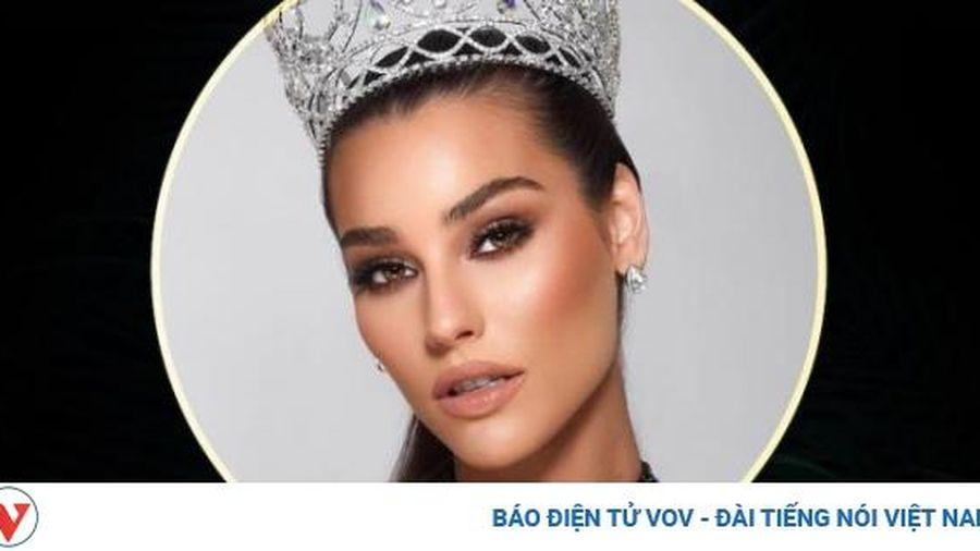 Người đẹp Mỹ đăng quang Hoa hậu Trái đất 2020 trong cuộc thi không khán giả