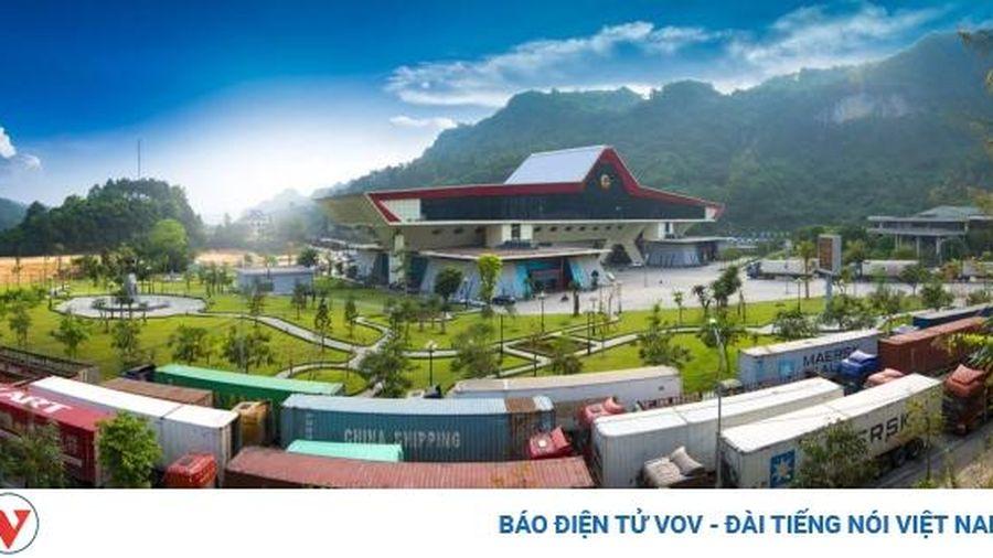 Kinh tế cửa khẩu sẽ là động lực thúc đẩy tăng trưởng của Lạng Sơn