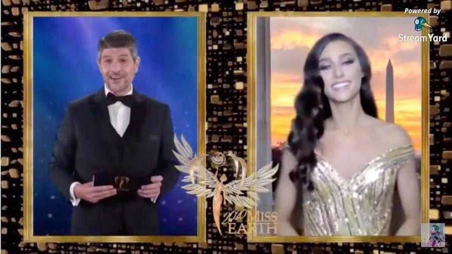 Hoa hậu Trái đất 2020 đăng quang không vương miện