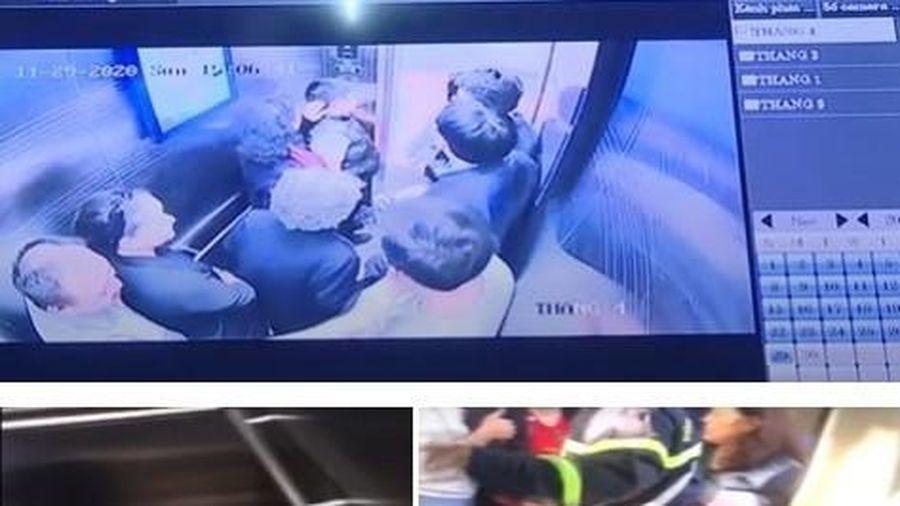 Hà Nội: Điều tra nguyên nhân vụ thang máy chung cư rơi tự do