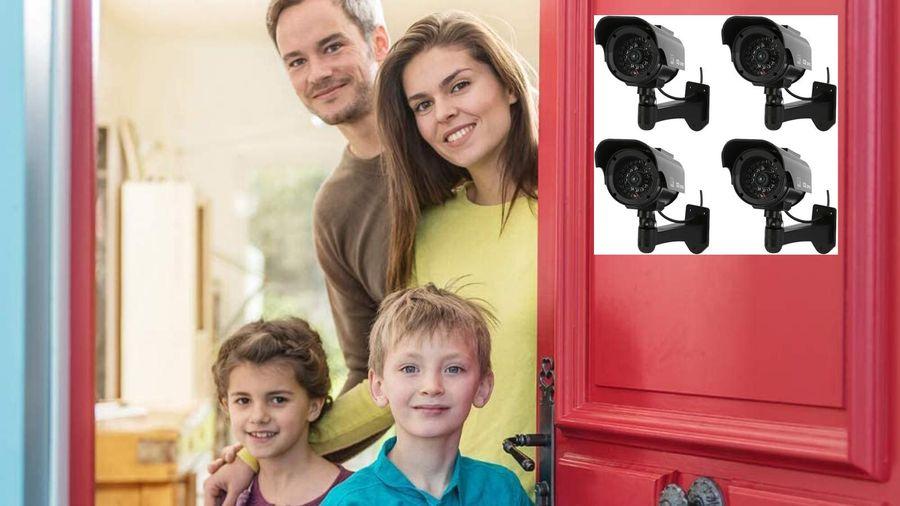 Đảm bảo an ninh, an toàn cho gia đình bằng thiết bị siêu rẻ