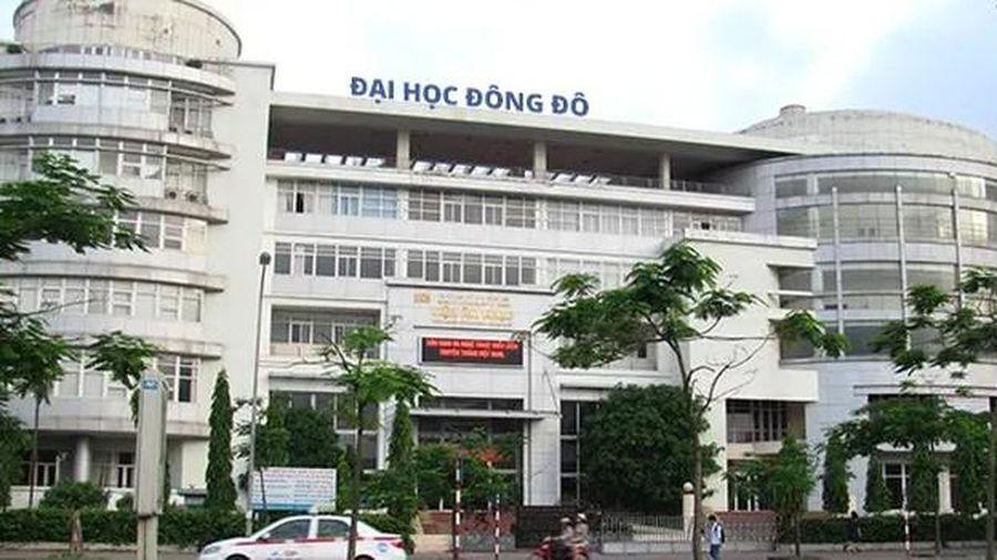 Bộ GD-ĐT chờ cơ quan điều tra kết luận về trách nhiệm của Bộ với sai phạm của đại học Đông Đô