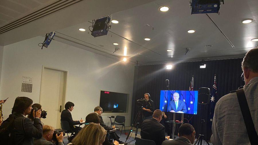 Thủ tướng Australia họp khẩn, đòi Trung Quốc xin lỗi vì bức ảnh thái quá