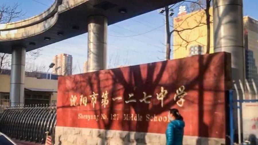 Hiệu trưởng bị cách chức vì đánh phụ huynh ở Trung Quốc