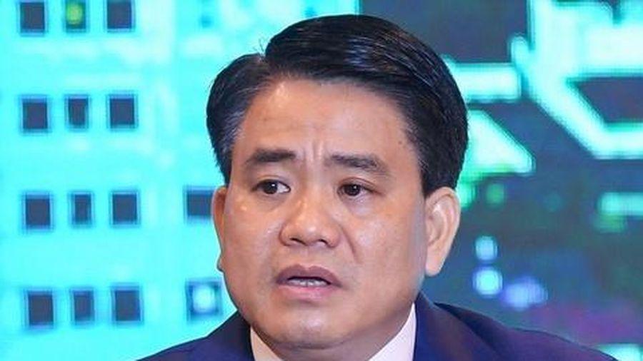Xét xử kín ông Nguyễn Đức Chung và 3 bị cáo