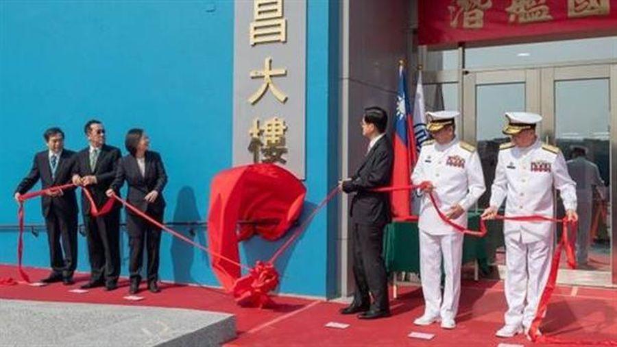 Trước thềm hiện đại hóa, Đài Loan sẽ tự đóng tàu ngầm