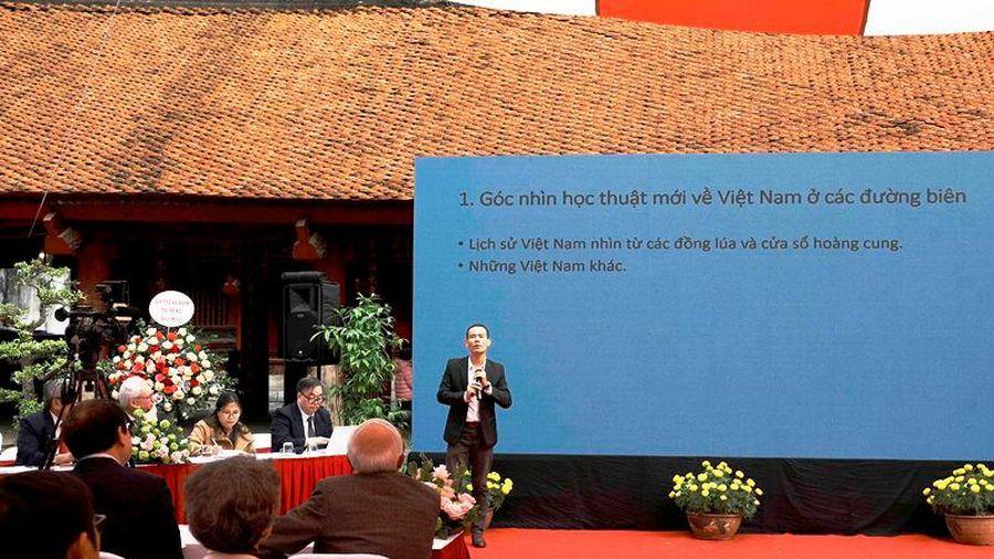 Danh nhân Phạm Thận Duật và một Việt Nam nằm giữa các đường biên