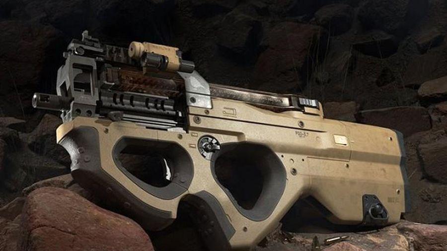 Mẫu súng tiểu liên xuyên giáp rất phù hợp với Quân đội Việt Nam