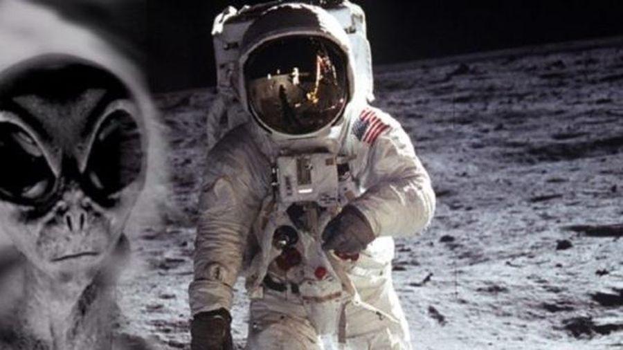 Nasa che giấu chứng cứ về ufo trên Mặt trăng?