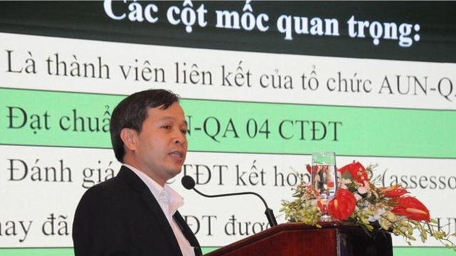 Hội đồng trường HCMUTE nhiệm kỳ 2020-2025 tăng 2 thành viên