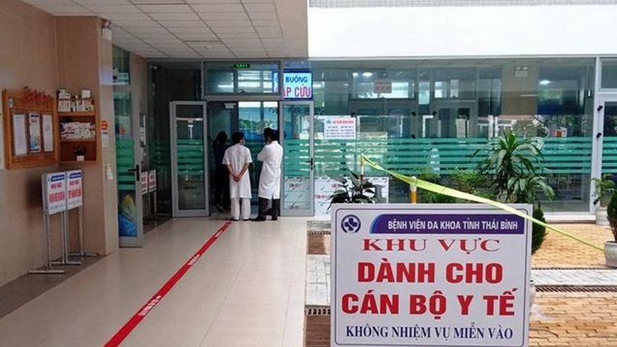 Ca tái dương tính SARS-CoV-2 ở Thái Bình có kết quả âm tính lần 1