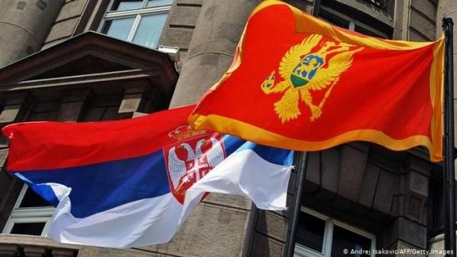Lý do Serbia rút quyết định trục xuất Đại sứ Montenegro tại Belgrade