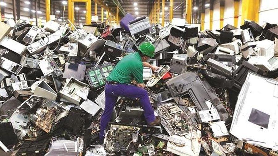 Nền kinh tế tuần hoàn cho hàng điện tử
