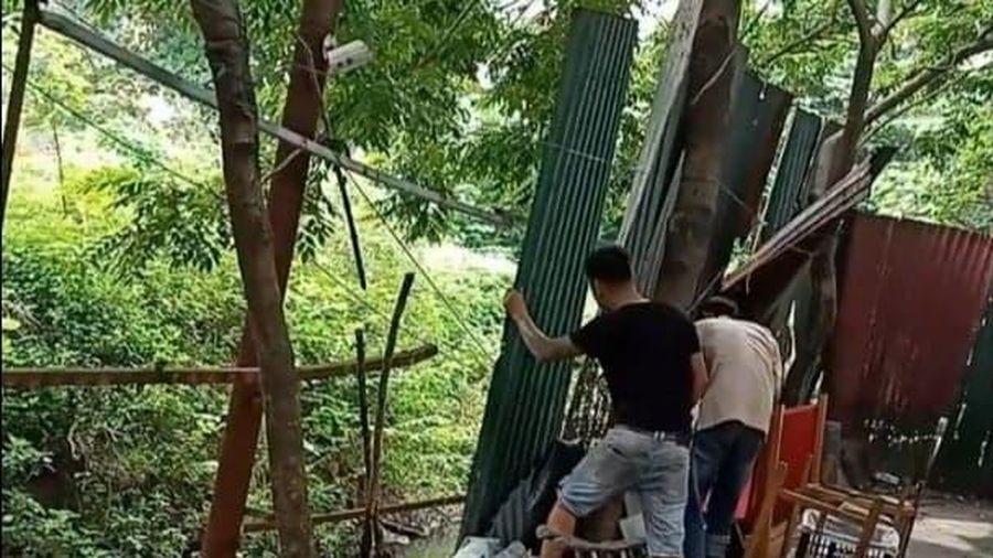 Hàng loạt vụ việc có dấu hiệu tội phạm xảy ra tại phường Yên Hòa chưa được xử lý dứt điểm(!?)