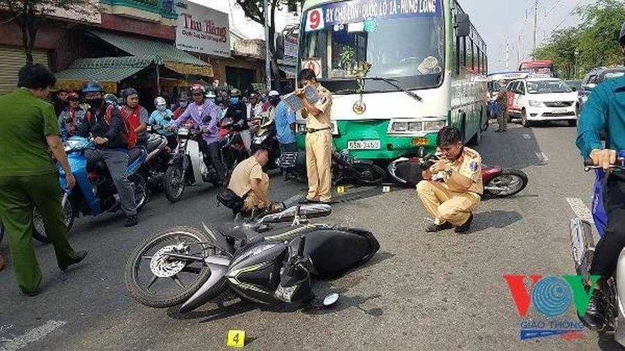 Mỗi ngày có khoảng 18 người chết vì tai nạn giao thông