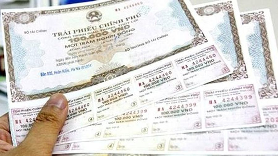 Kho bạc Nhà nước tăng cường phát hành trái phiếu Chính phủ theo phương thức đấu thầu