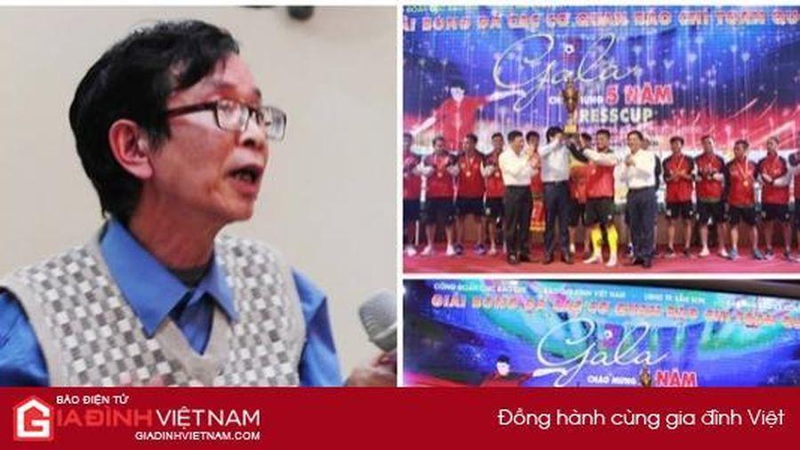 Nhà thơ, CĐV Thanh Hóa làm thơ tặng CLB Phóng viên Thể thao TP. HCM vô địch Press Cup 2020