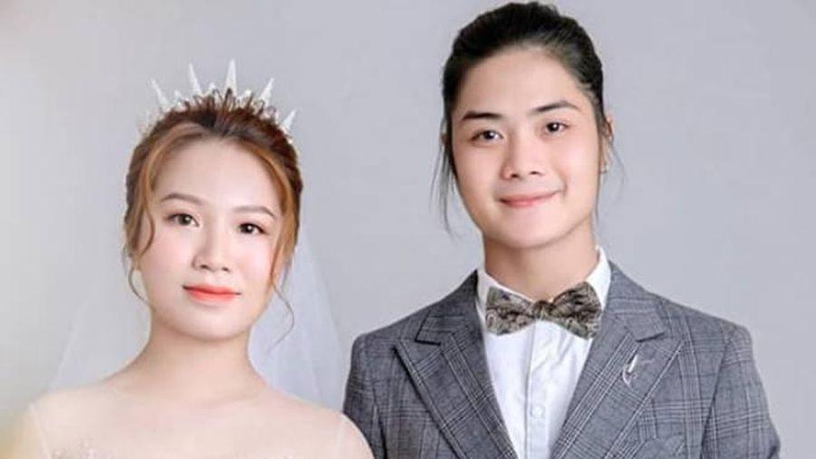Trải lòng của chú rể bị nhầm là con gái trong bức ảnh cưới 'dậy sóng' dân mạng Việt Nam
