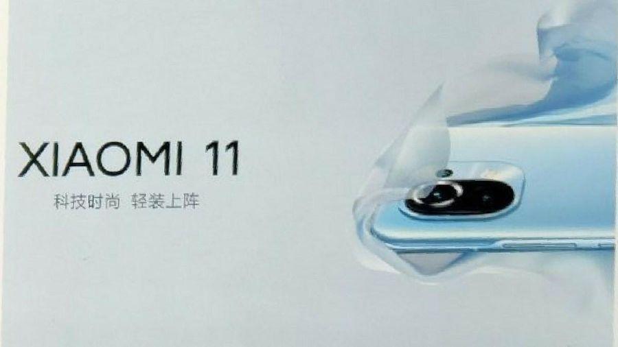 Bộ đôi Xiaomi Mi 11 và Mi 11 Pro sẽ ra mắt vào tháng 1