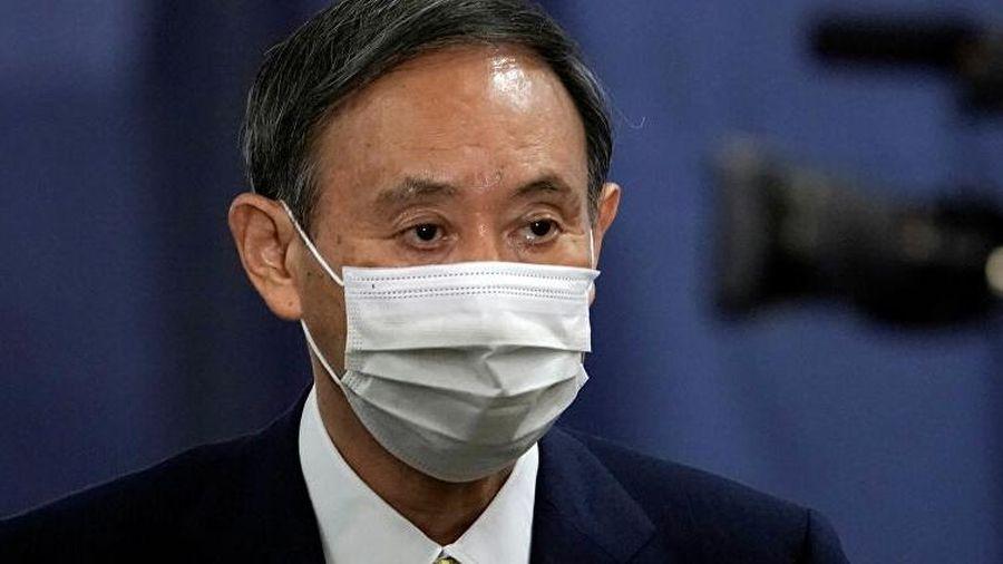 Tỷ lệ ủng hộ Thủ tướng Nhật Bản Suga Yoshihide giảm