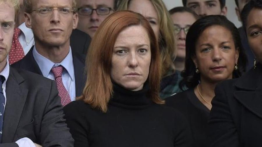 Toàn bộ đội ngũ truyền thông của ông Joe Biden là phụ nữ