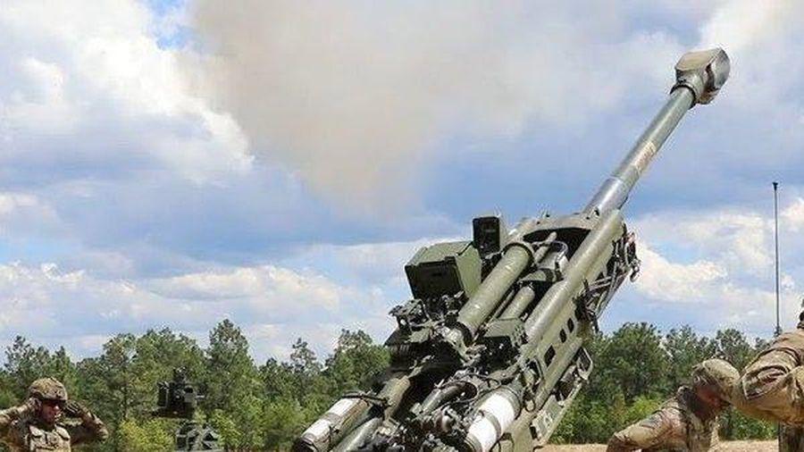 Clip: M777 siêu lựu pháo niềm tự hào số 1 của pháo binh Mỹ