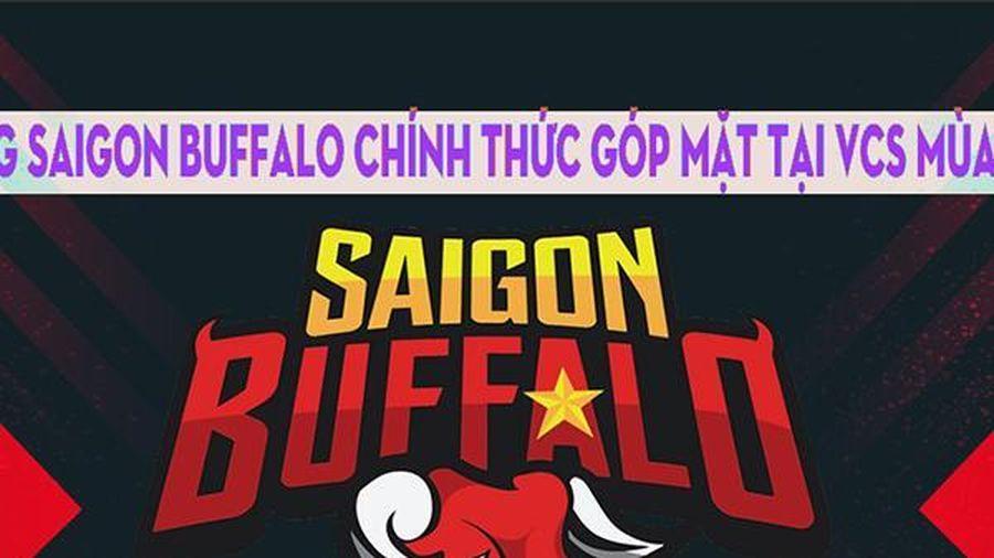 Saigon Buffalo chính thức góp mặt VCS mùa xuân 2021