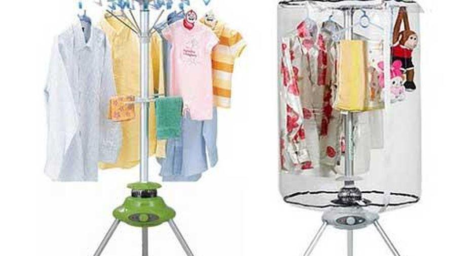 Mẹo nhỏ giúp quần áo khô nhanh khi trời mưa dài ngày
