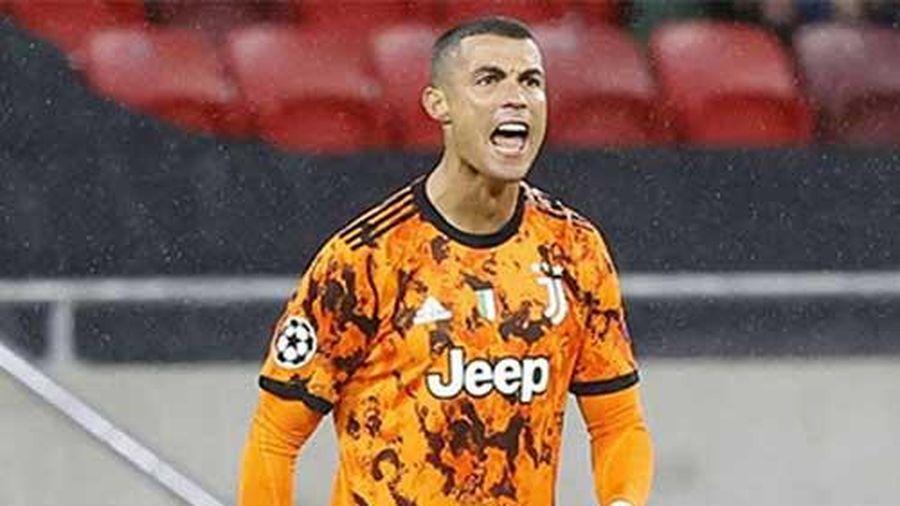 Tại sao Ronaldo vắng mặt trong trận hòa bạc nhược của Juventus?