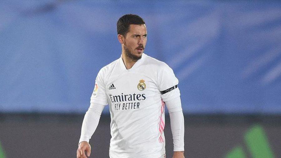 Hazard báo tin dữ cho Real trước trận then chốt ở C1