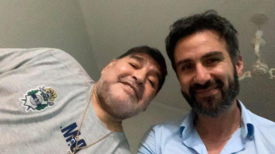 Bác sĩ riêng của Maradona bị truy tố về tội 'vô ý gây chết người'