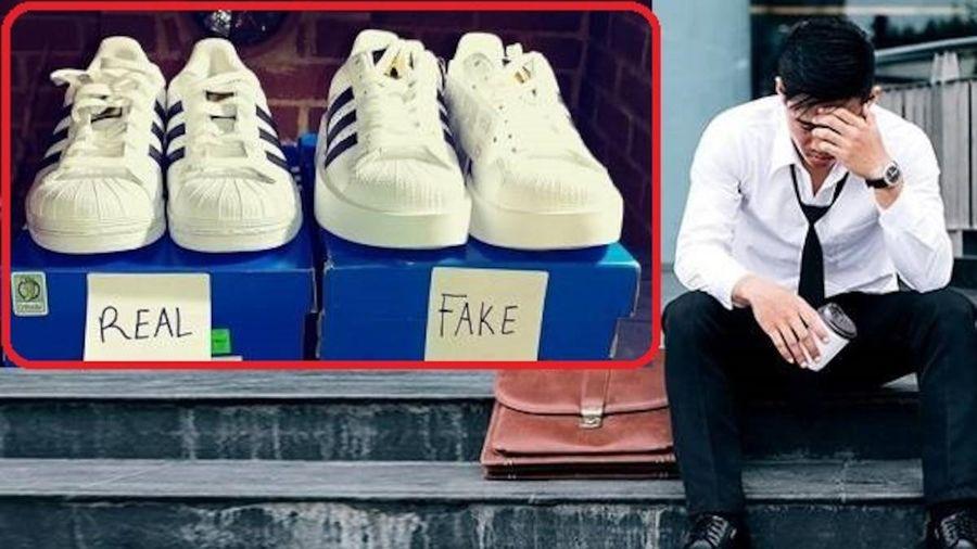 Nam sinh RMIT quen dùng hàng 'authentic', không dám mang đôi giày 'fake' bố mua vì...sợ bị dị nghị
