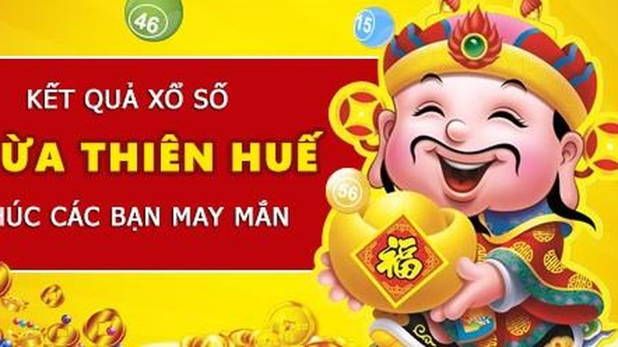 XSHUE 30/11 - Kết quả xổ số Thừa Thiên Huế thứ 2 ngày 30/11/2020