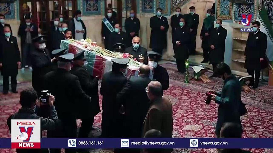 Iran tính toán phản ứng vụ nhà khoa học bị sát hại