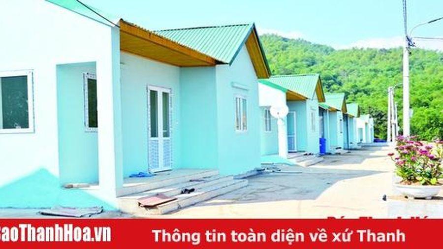 Hỗ trợ hơn 43 tỷ đồng thực hiện khu tái định cư Sa Ná