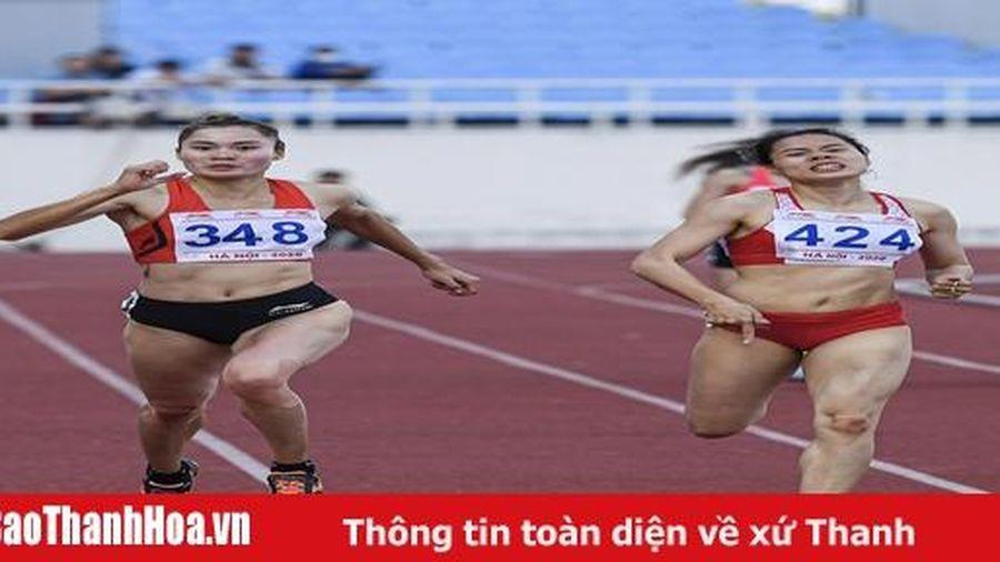 Nhà vô địch 400 m Quách Thị Lan thử sức ở đường chạy 5 km