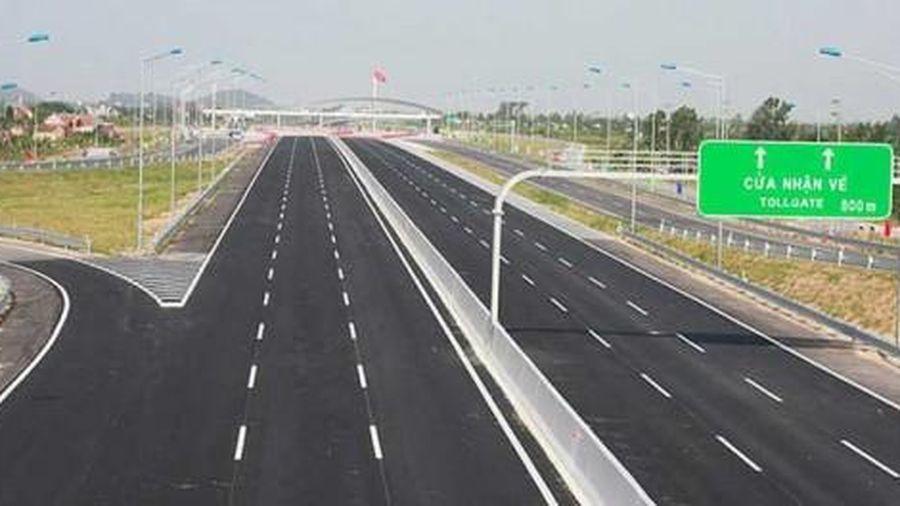 Bộ Giao thông đồng thuận làm cao tốc Tuyên Quang- Phú Thọ bằng vốn ngân sách