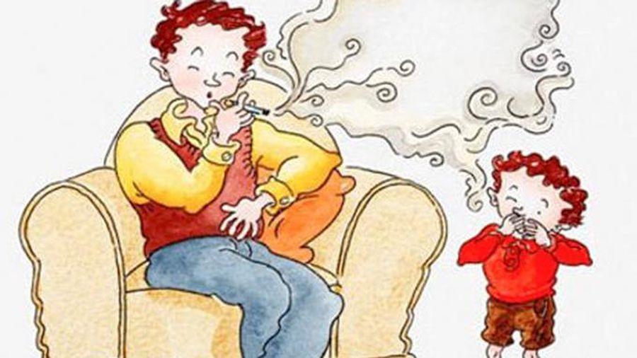 Thuốc lá đặc biệt nguy hại cho thai phụ và trẻ em