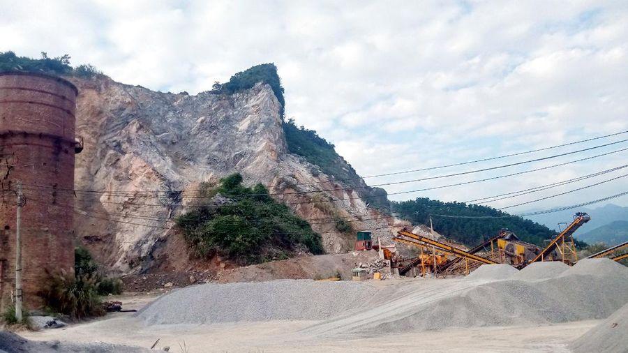 Kiến nghị việc khai thác đá tại xã Vũ Oai, TP Hạ Long, gây bụi than là không có cơ sở