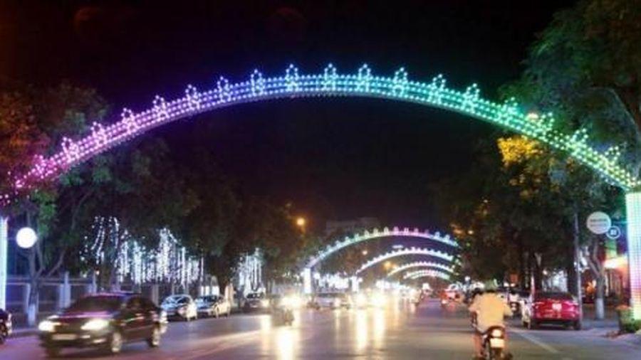 Nghệ An: Đồng ý chủ trương thu phí tạm thời lòng đường, hè phố 1 số tuyến đi bộ