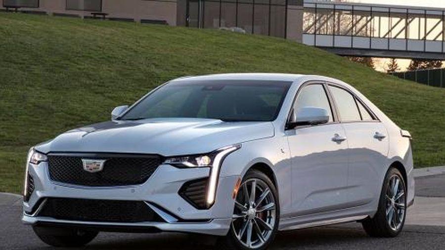 Xe sang của Cadillac bị triệu hồi vì lỗi gắn sai phù hiệu