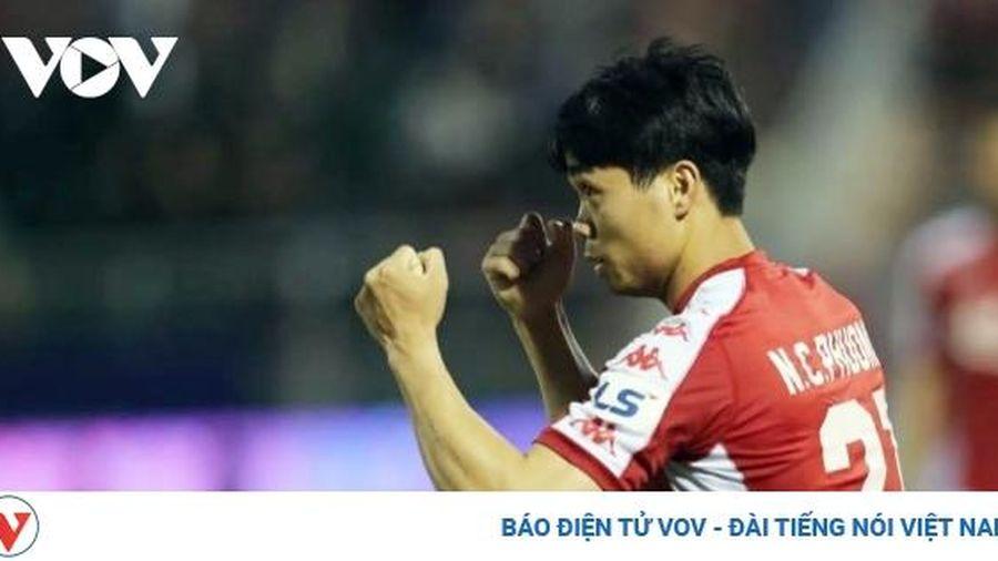 Đội hình những ngôi sao gắn mác ĐT Việt Nam có bến đỗ mới ở V-League 2021