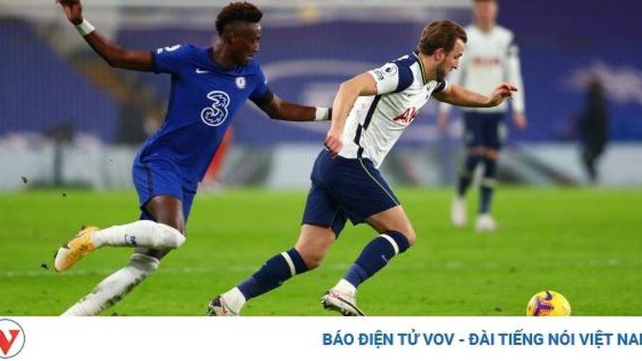 Tottenham dẫn đầu Premier League sau trận đấu thực dụng với Chelsea