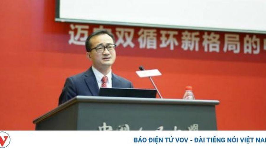 Kinh tế Trung Quốc dự báo tăng 8,1% trong năm 2021