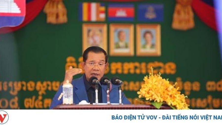 Campuchia vẫn chưa phát hiện nguồn gốc bùng phát Covid-19 trong cộng đồng