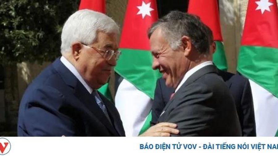 Jordan và Palestine hy vọng ông Biden làm sống lại tiến trình hòa bình Trung Đông