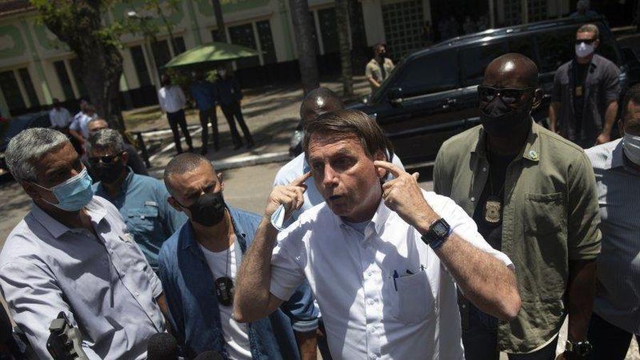 Tổng thống Brazil có nguồn tin tiết lộ bầu cử Mỹ 'rất nhiều gian lận'