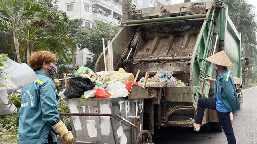 Hà Nội ban hành quy định mới về định mức dự toán duy trì vệ sinh môi trường