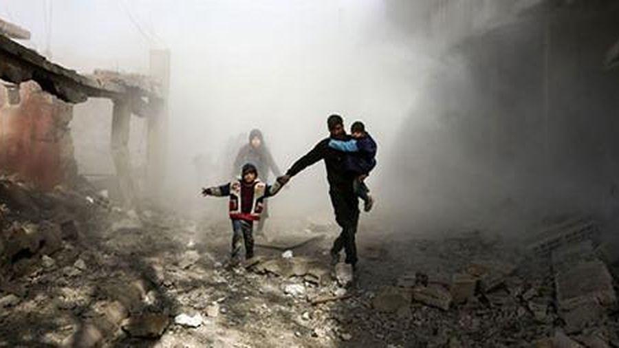Syria bộn bề tái thiết và hòa giải