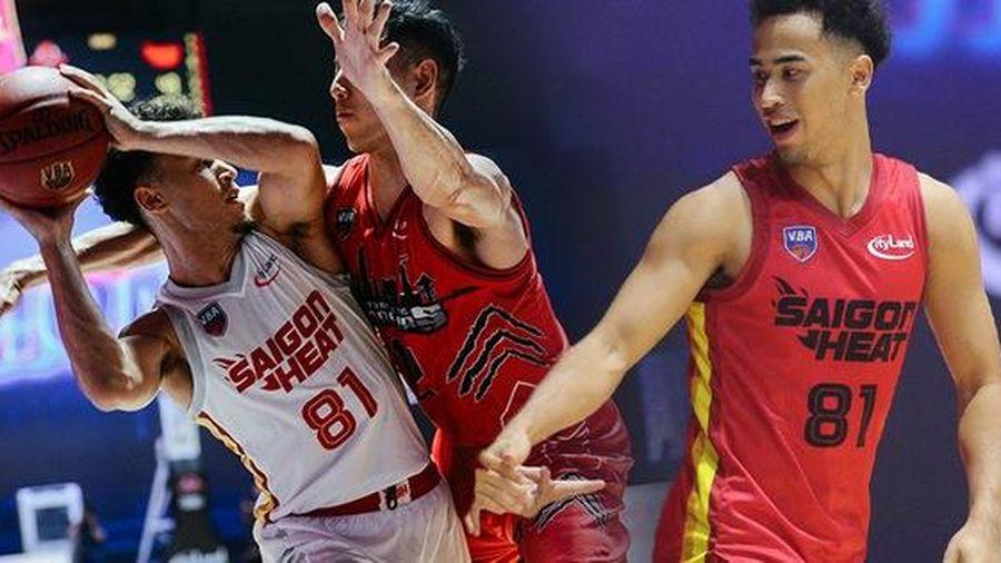 Christian Juzang: 'Thua Thang Long Warriors 0-2 tại Regular Season có lợi cho Saigon Heat'